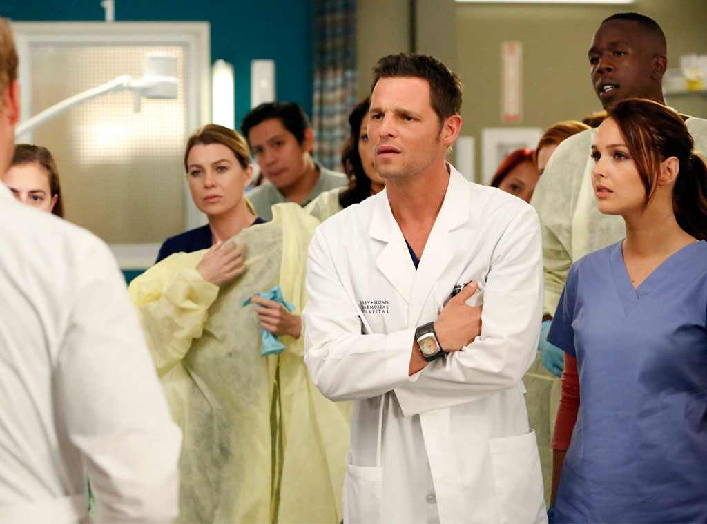 Meredith and Alex on Grey's Anatomy: Some Fans Are Already ...
