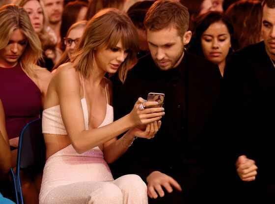 Taylor Swift, Calvin Harris, Billboard Music Awards 2015