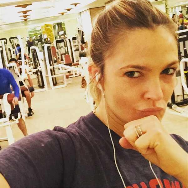Drew Barrymore Instagram