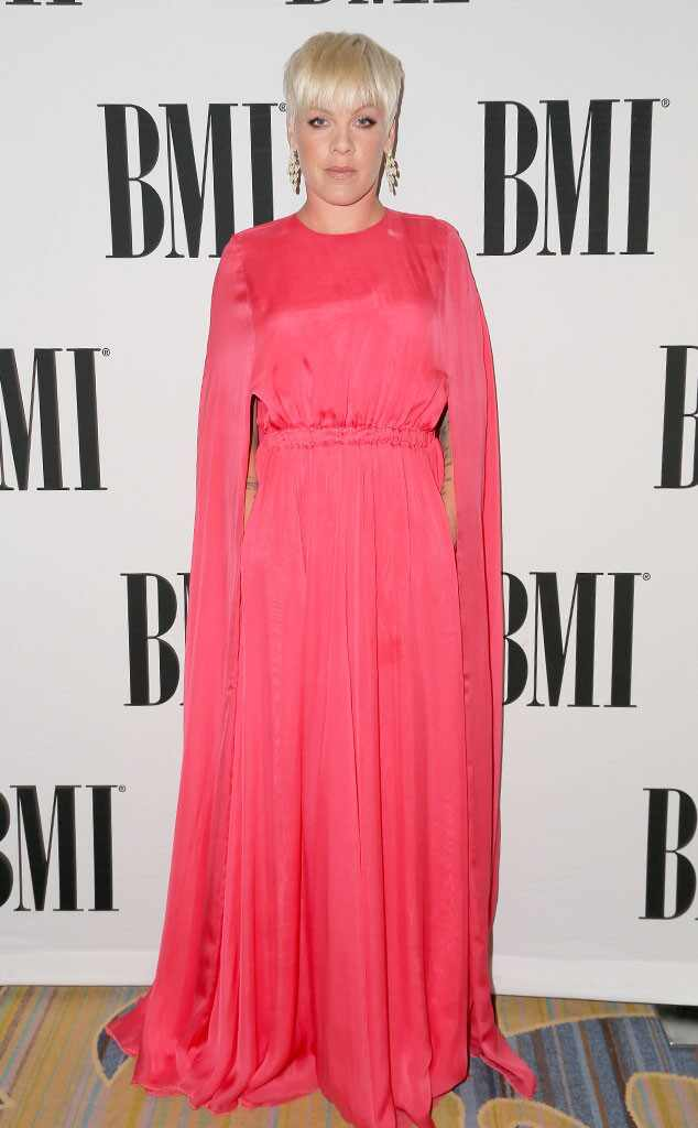 Pink, Celebs in Capes