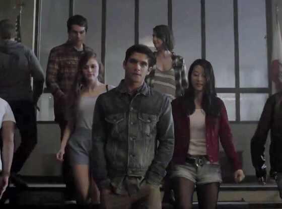 Teen Wolf, Season 5