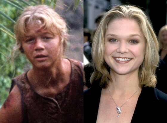 This Is What the Cast of Jurassic Park Looks Like Now | E ...