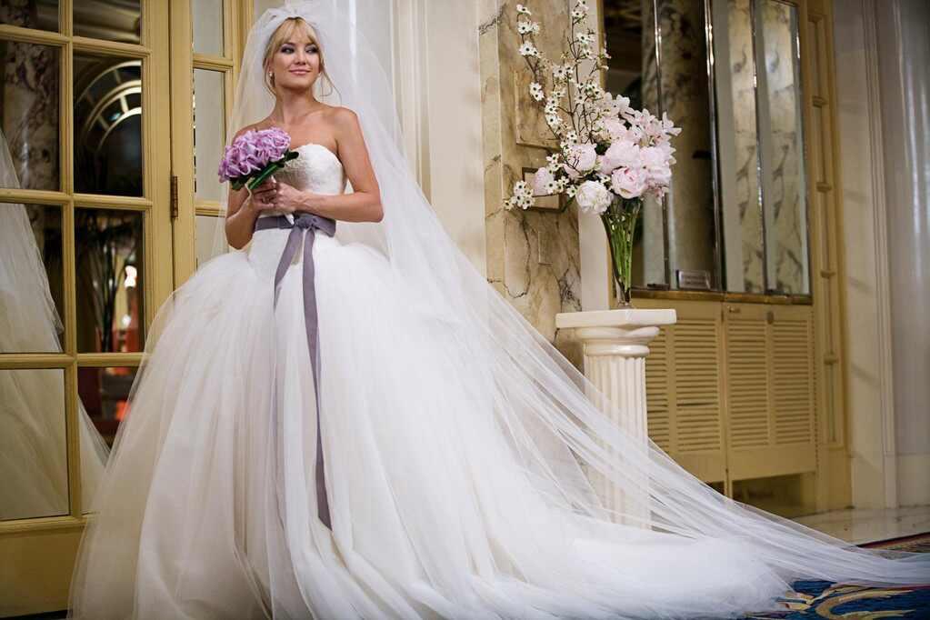 Best TV/Movie Weddings, Bride Wars, Kate Hudson