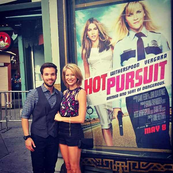 Nathan Kress From ICarly Is Engaged To London Elise Moore