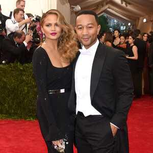 Chrissy Teigen, John Legend, Met Gala 2015, Couples