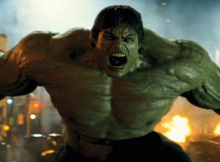 4) O Incrível Hulk