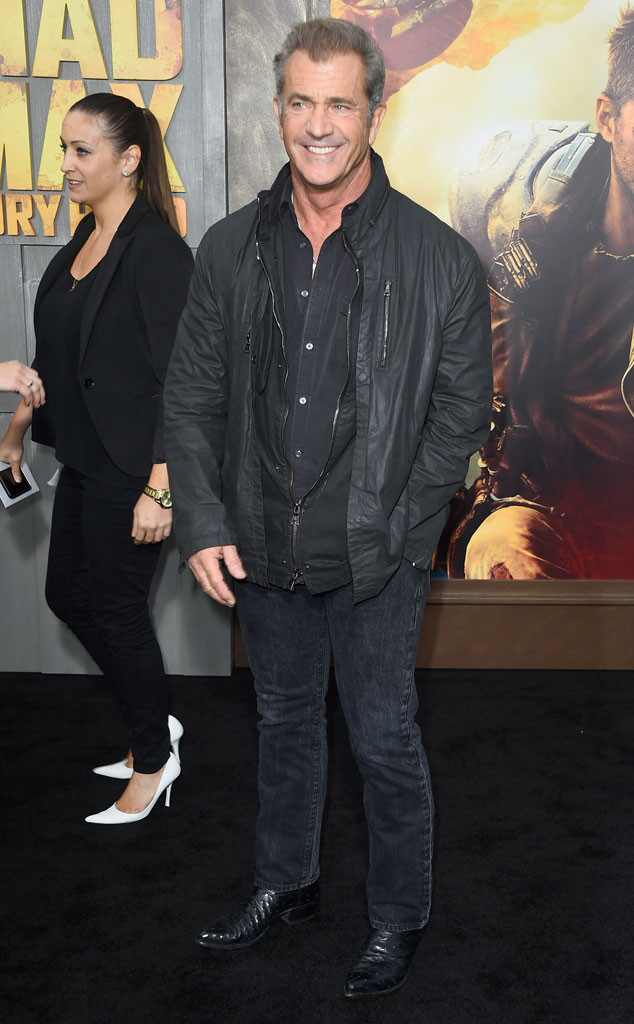 Mel Gibson, Mad Max Premiere