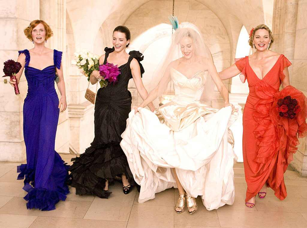 Best TV/Movie Weddings, Sex and the City