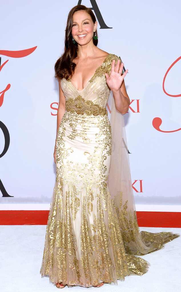 Ashley Judd, CFDA 2015