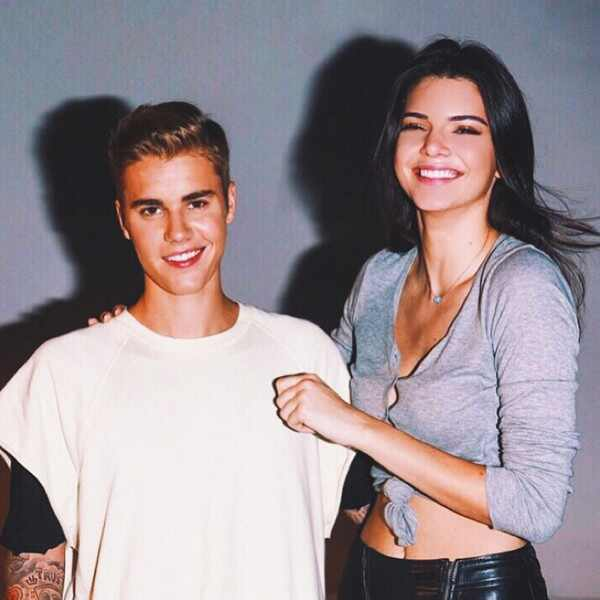 Kendall Jenner Admits She Once Had a Crush on Justin ...