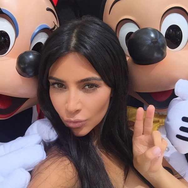 Kim Kardashian enseña de más; llega a 100 millones de seguidores