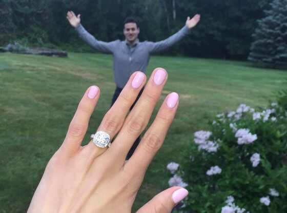 Nastia Liukin Engaged: See the Olympian's Gorgeous Ring ... Nastia Liukin Married