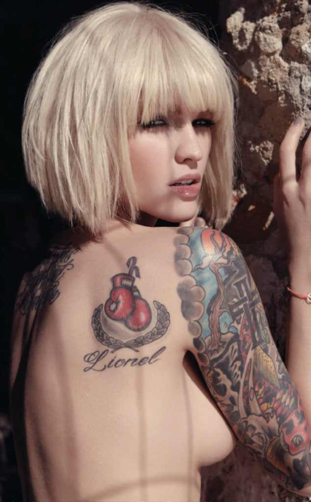 ruby rose topless