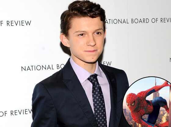 Tom Holland, Spiderman