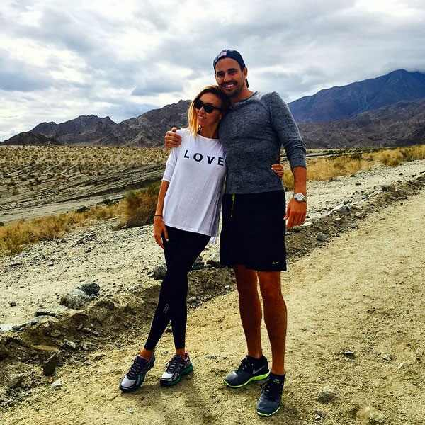 Couple Workout, Giuliana Rancic, Bill Rancic