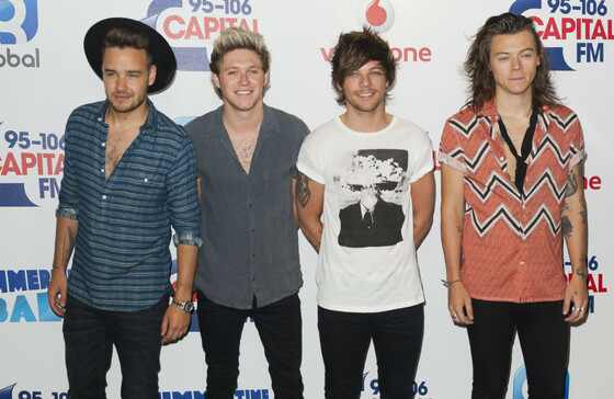 Niall Horan dará un concierto en la Ciudad de México