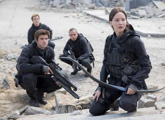 The Hunger Games: Mocking Jay Part Two