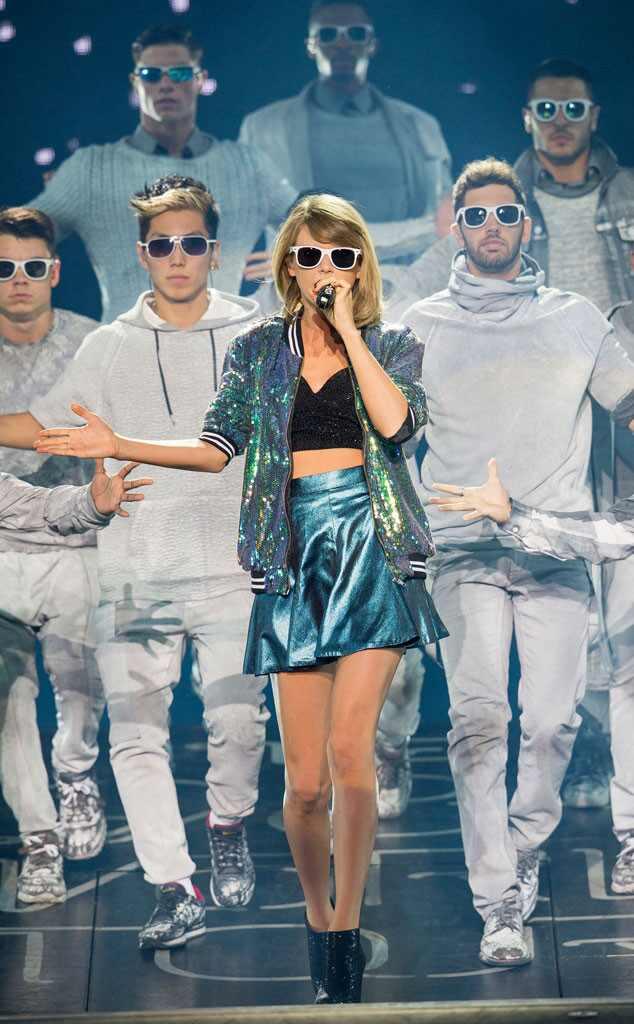 Taylor Swift, 1989 Tour, Dublin