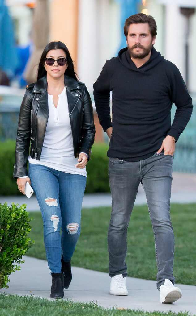 Who is scott disick dating in Brisbane