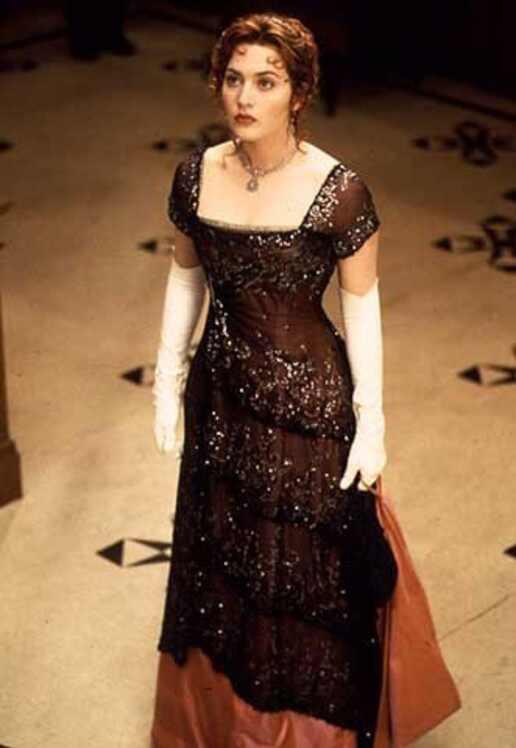 Ver pelicula el vestido de noche