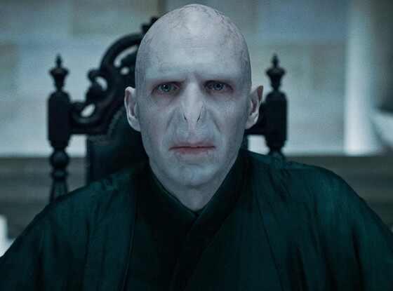 Harry Potter, Voldemort