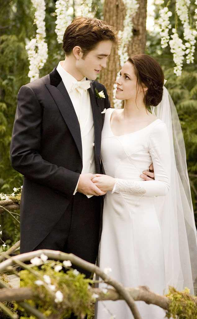 Best TV & Movie Weddings, Twilight