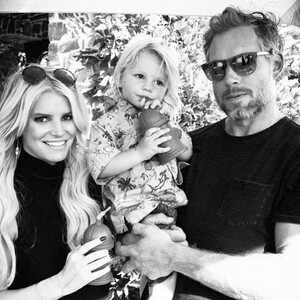 Jessica Simpson, Eric Johnson, Ace Johnson, Instagram