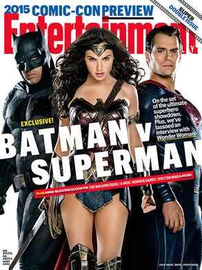 ¡Ya podemos ver a los nuevos Batman, Superman y Mujer Maravilla juntos! (+ Fotos)