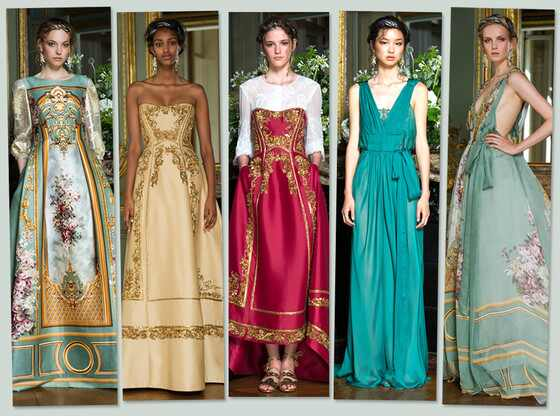 Alberta Ferretti S Limited Edition Spring Collection Would