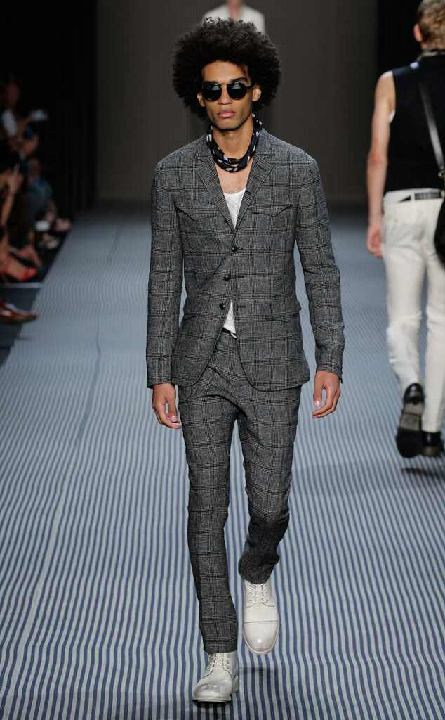 John Varvatos From Best Looks From New York Men 39 S Fashion Week Spring 2016 E News