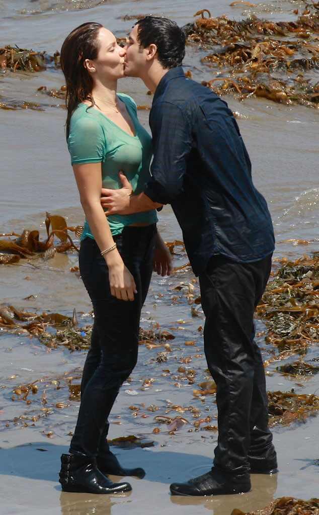 kat mcphee and elyes gabel dating