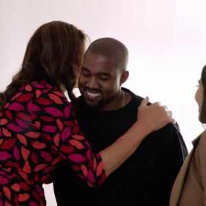 O vídeo do momento em que Kanye West conhece Caitlyn Jenner em I Am Cait