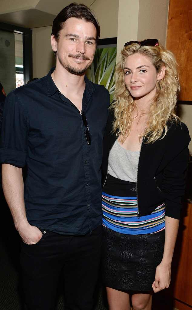 Josh Hartnett & Girlfriend Tamsin Egerton Are Expecting ...