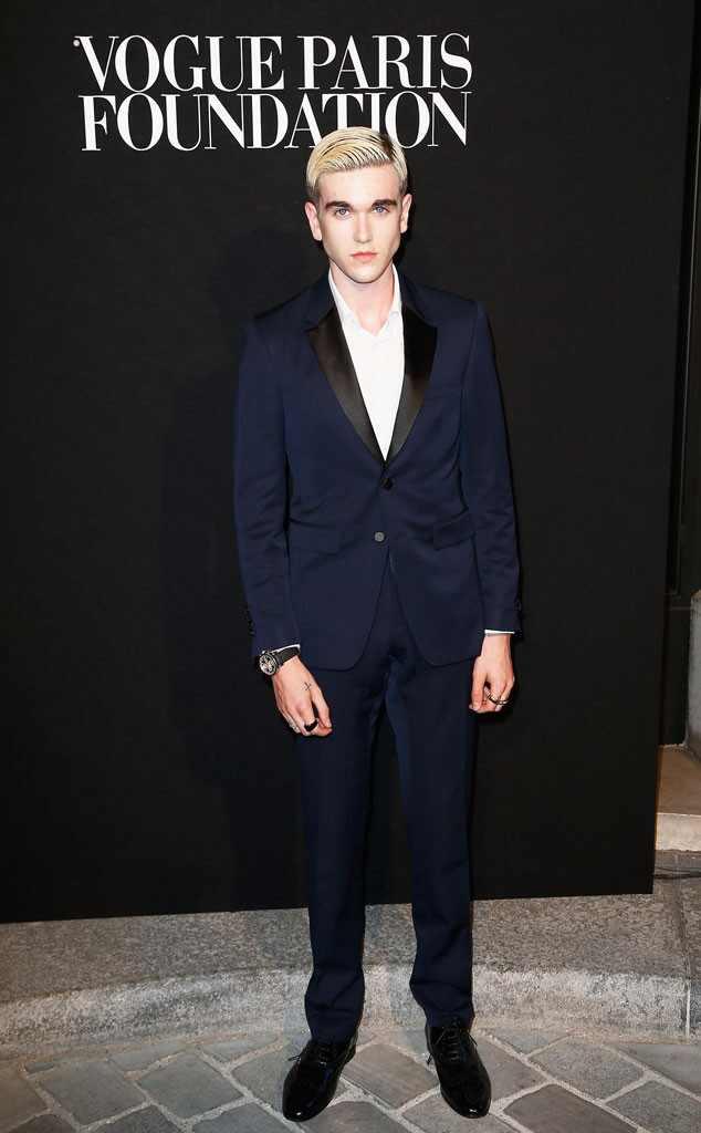 Gabriel Kane Day Lewis, Vogue Paris Foundation Gala