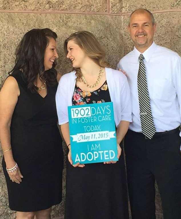 Info on teen adoption