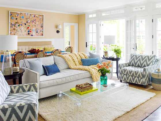 Brooke Shields Opens Her Picture Perfect Long Island Dream
