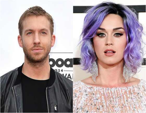 Big Sean. Foto do site da E! Online que mostra Calvin Harris lança clipe de Feels, com Katy Perry, Big Sean e Pharrell Williams