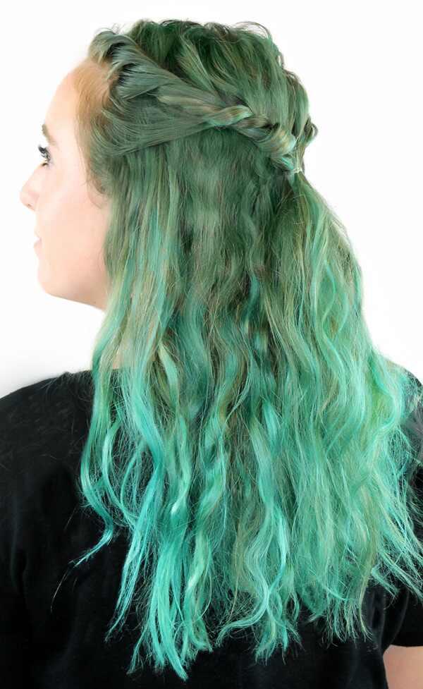 ESC, Blue Unicorn Hair