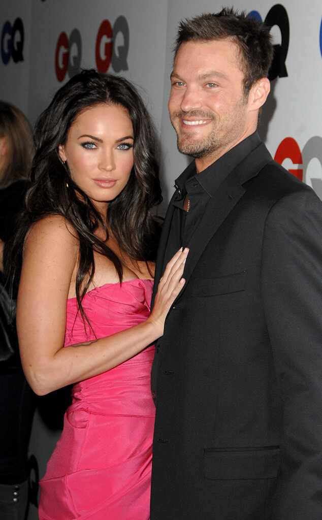 when did brian austin green and megan fox start dating