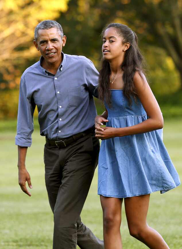 Malia Obama to Attend Harvard University, But Not Right ...