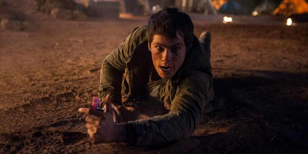 Maze Runner: The Scorch Trials, Dylan OBrien