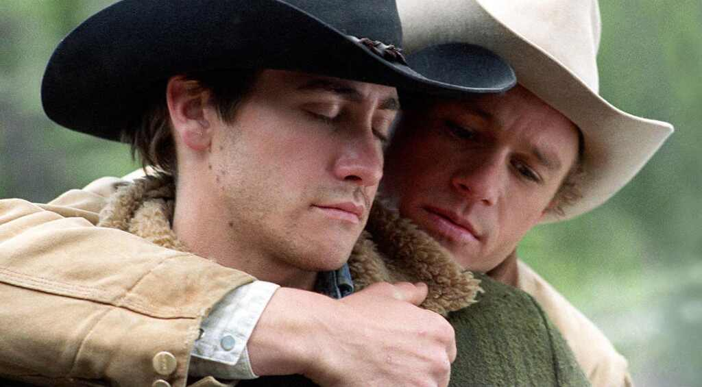 Brokeback Mountain,