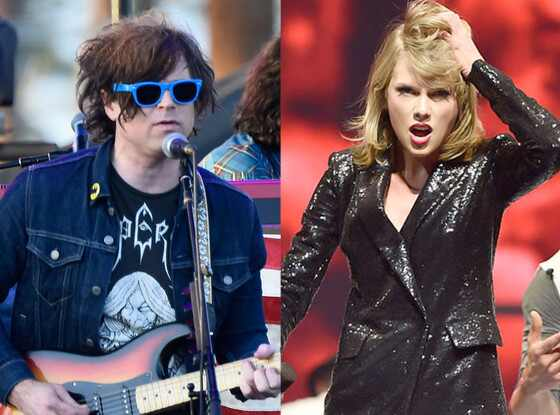 Ryan Adams, Taylor Swift