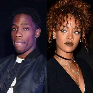 Rihanna, Travis Scott