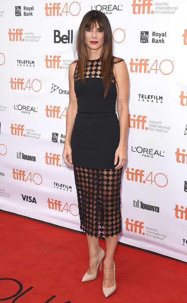 TIFF, Sandra Bullock