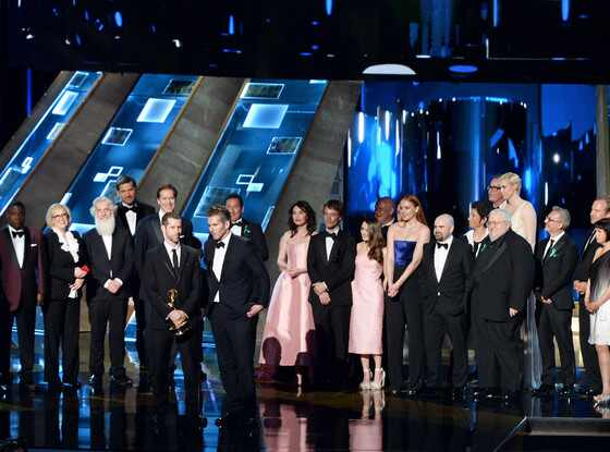 Game of Thrones, Emmy Awards 2015, Show
