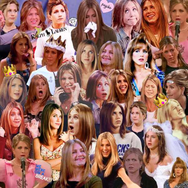 Rachel Green, Friends, Jennifer Aniston