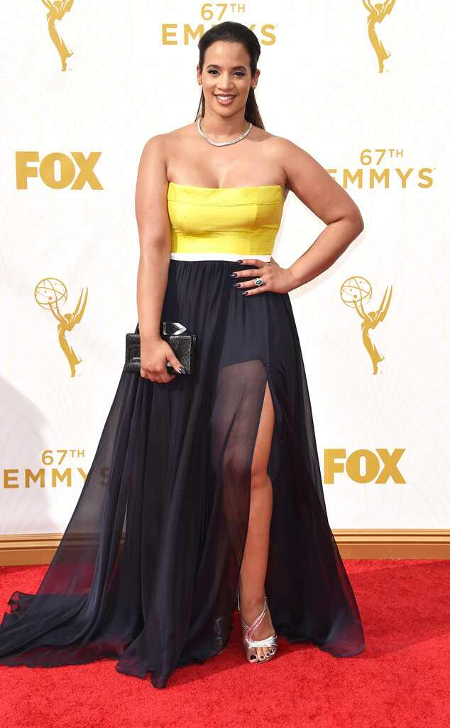 Dascha Polanco, Emmy Awards 2015
