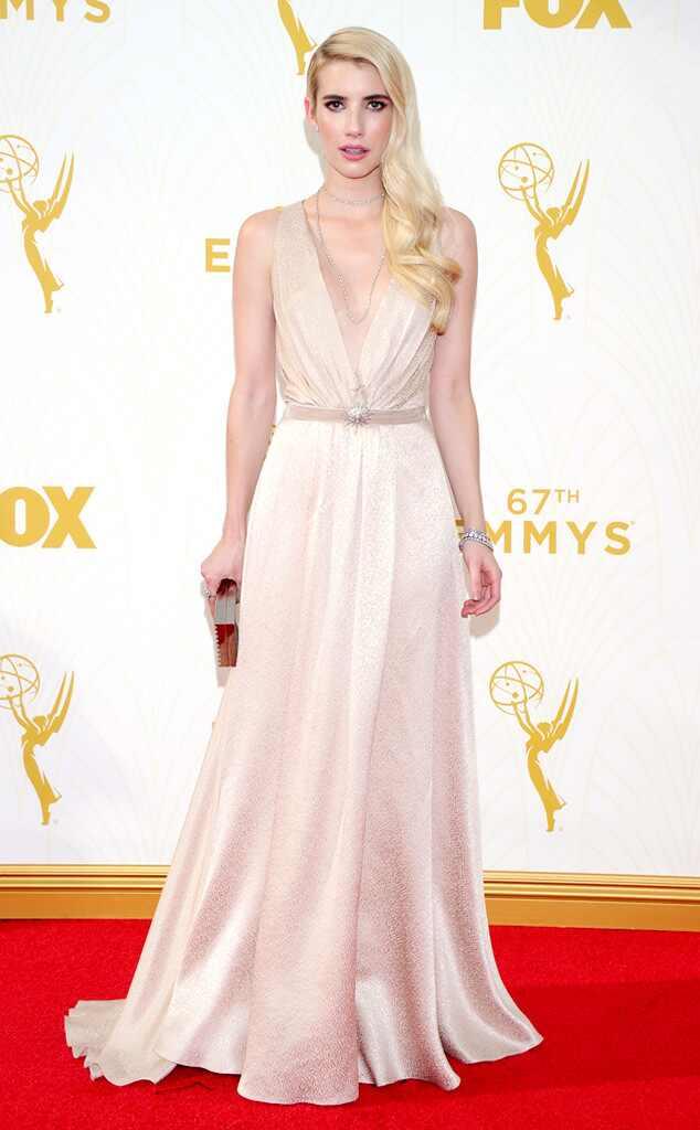 Emma Roberts, Emmy Awards 2015