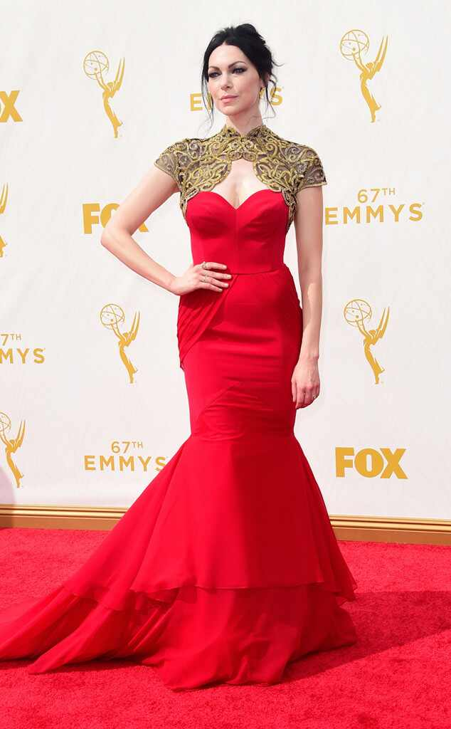 Laura Prepon, Emmy Awards 2015